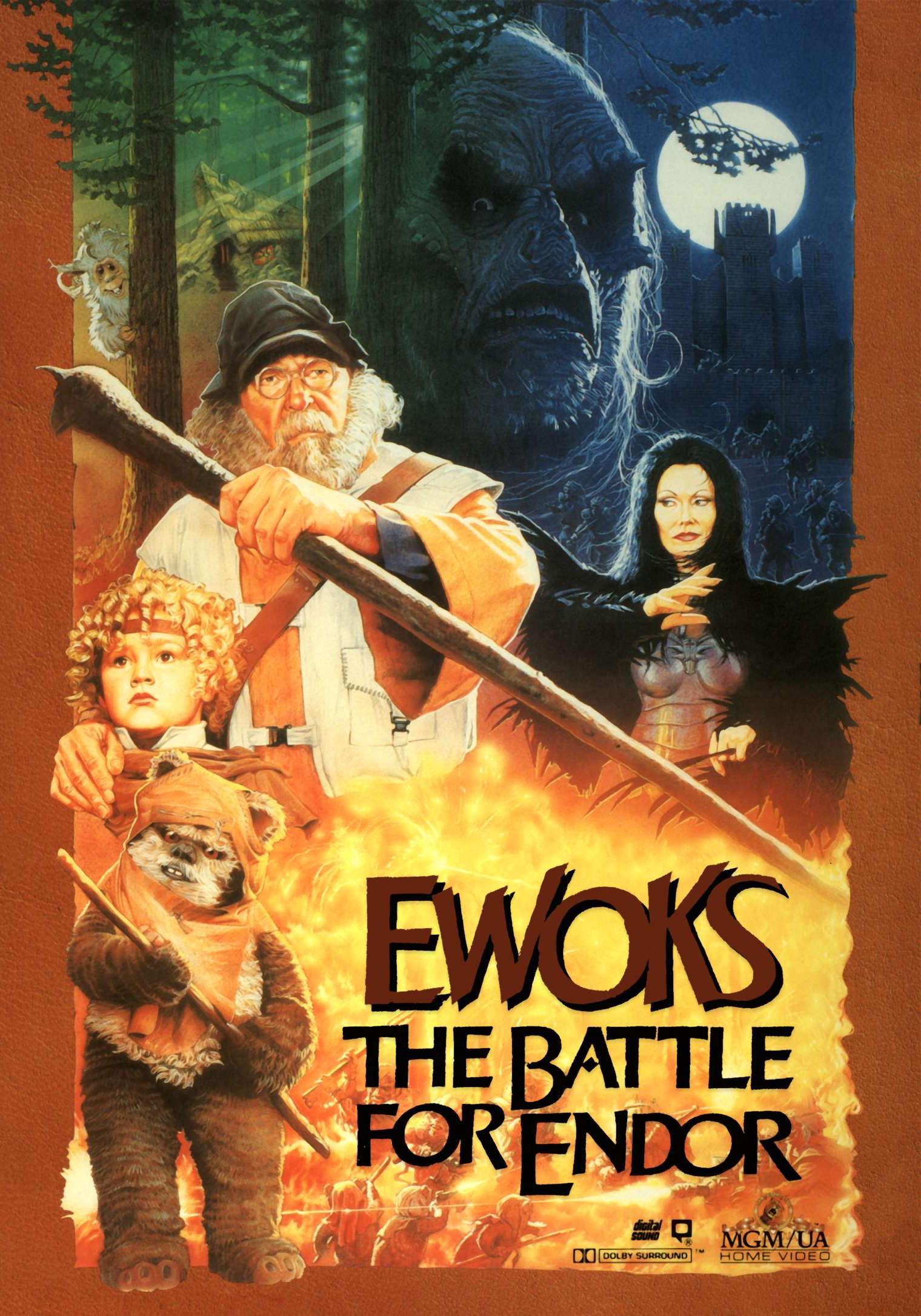 Ewoks – Kampf Um Endor